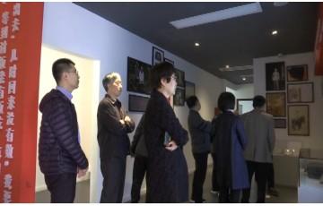 市政協之友社赴俞秀松紀念館開展黨史學習教育活動