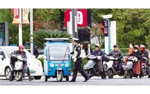 交通安全日倡导安全出行