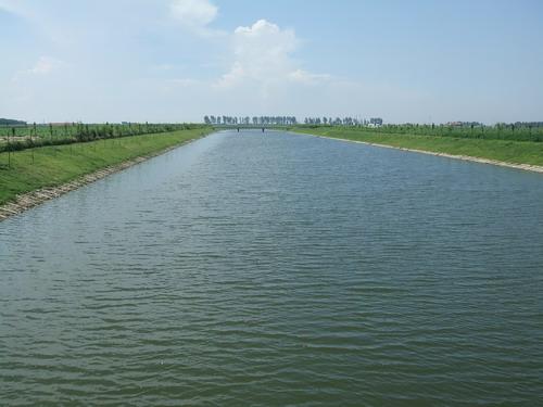 上虞轮船江:运河支流焕发新生