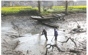 河湖清淤 全面推进