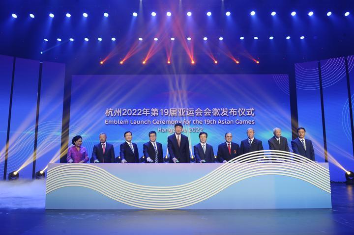 杭州亚运会会徽是如何诞生的?记者全程揭秘幕后故事