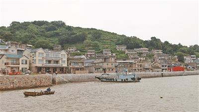"""石浦沙塘湾:400年""""闽南村""""打造民宿村"""