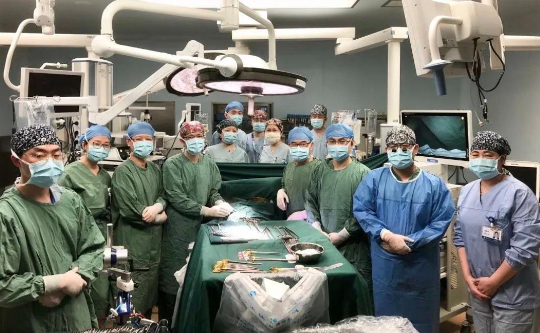 全国首例双肺、肝脏同期联合移植术在杭州成功实施