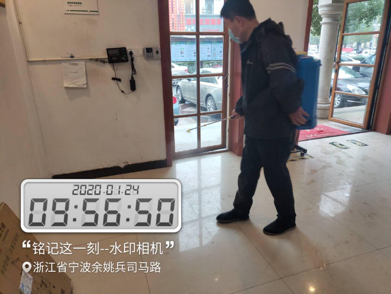 东江社区:努力提高防疫知识知晓率