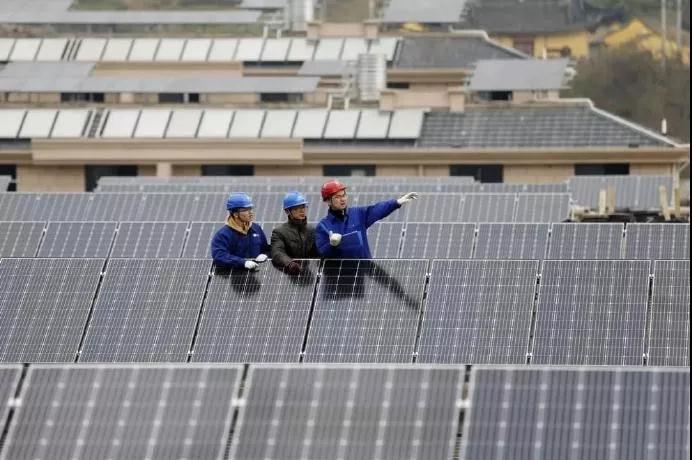 明年1月起,寧波在家庭屋頂推廣光伏發電