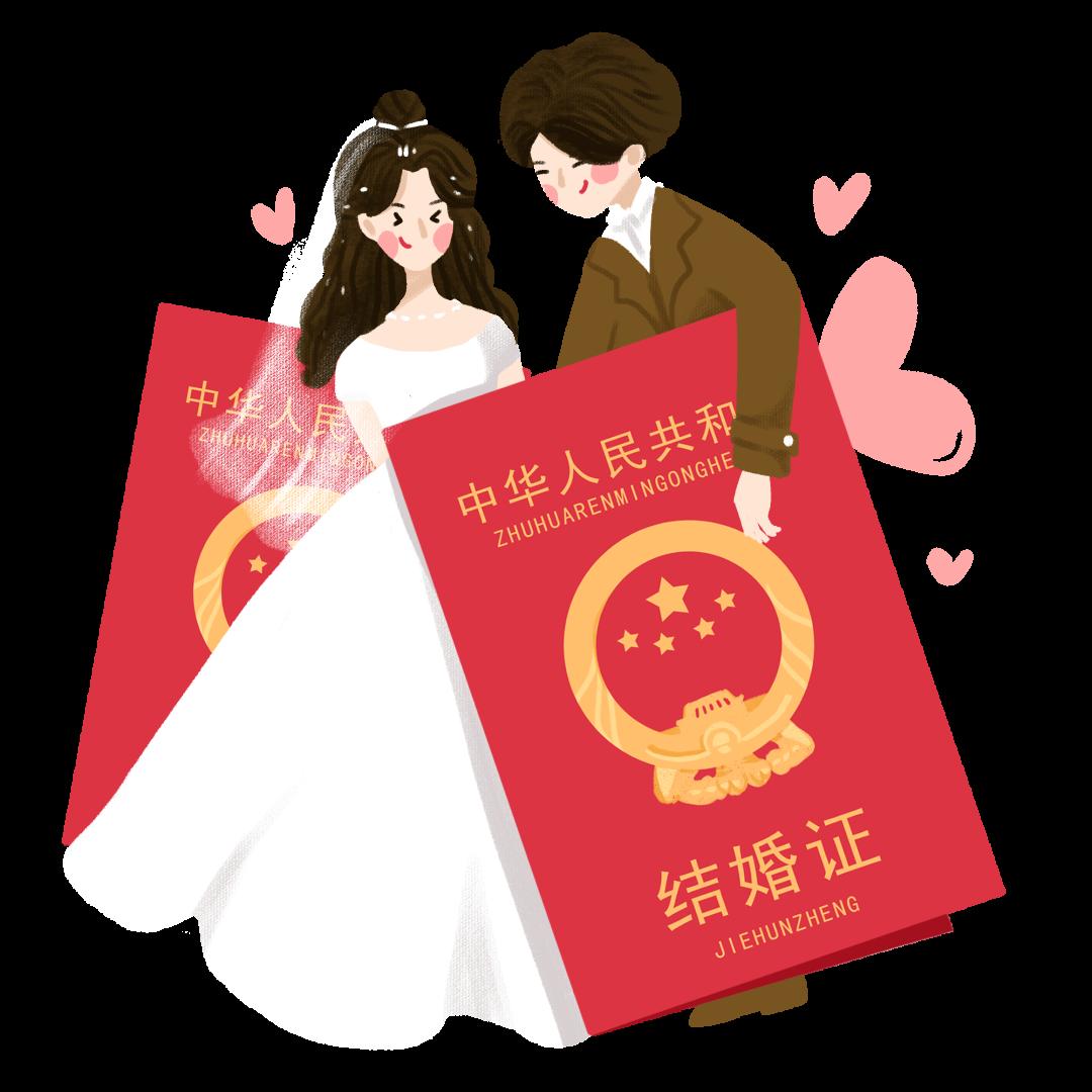 结婚2295对!上半年余姚婚姻大数据出炉