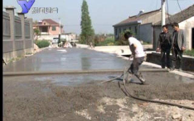 河姆渡镇东澄村全面实施村庄提升工程