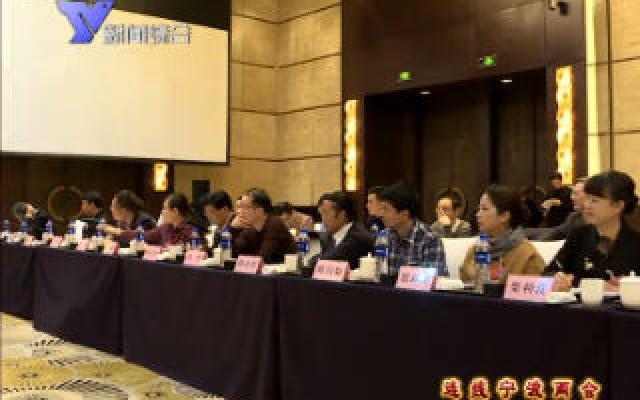 潘銀浩:在推動寧波經濟高質量發展中體現余姚擔當