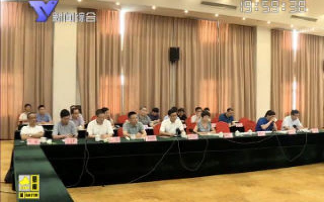 潘銀浩率黨政代表團赴望謨學習考察