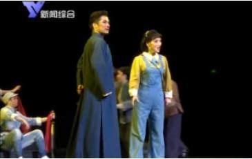 姚剧《童小姐的战场》获第十四届省戏剧节新剧目大奖