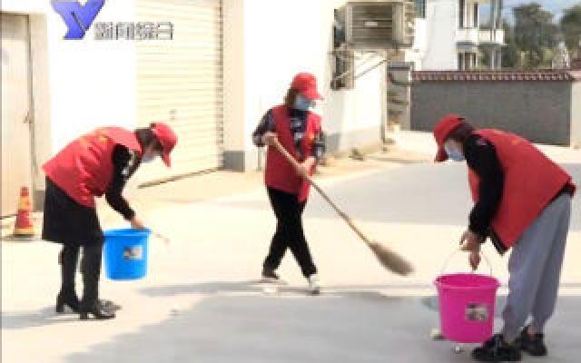 清洁垃圾志愿服务