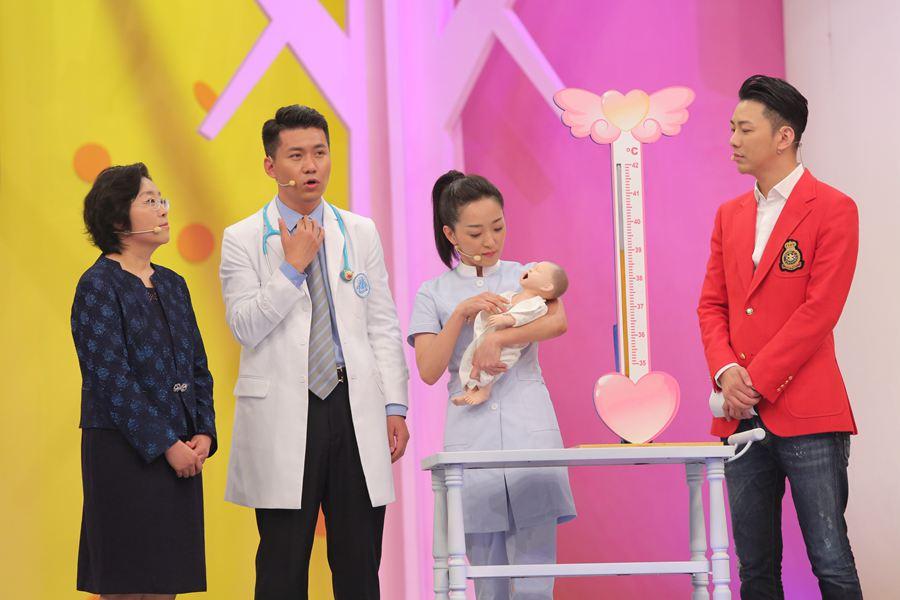 借鉴!小小感冒也能要命 北京儿童医院主任做客《小儿大医生》