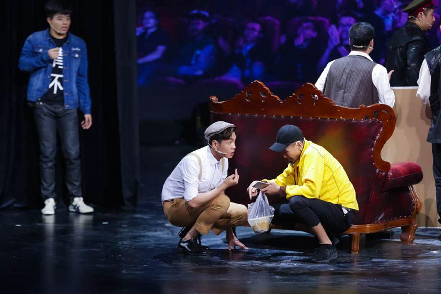 """《喜剧总动员2》张若昀遭遇""""舞台事故""""如何化解?"""