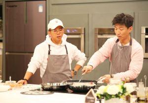 《你好!生活家》 羽泉平板支撑、厨艺大比拼,谁是赢家?