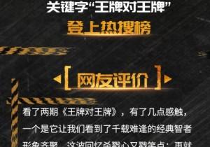 """《王牌3》王源被赞""""机智boy""""行业王牌施展""""读心术""""震撼网友"""