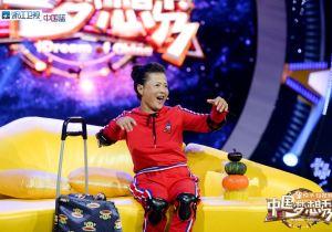 """《中国梦想秀》""""轮滑奶奶""""秀腹肌 无腿小伙儿追逐街舞梦想"""