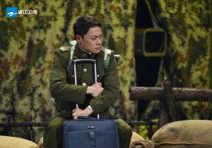"""曹骏、蓝盈莹""""甜""""上热搜? 《我就是演员》再获好评让好演员持续""""回春"""""""