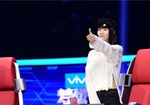 《梦想的声音》江映蓉欲坐上导师席 林俊杰唱《我们》哽咽不止