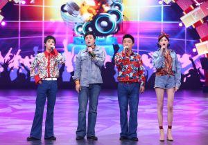 华晨宇表演首秀关晓彤甜蜜搭档 《王牌对王牌4》致敬新中国电影70周年