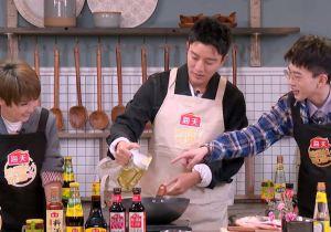 《熟悉的味道4》费启鸣狂怼贾乃亮 贾乃亮自称是厨房中的战狼