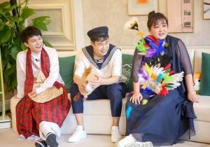 《青春环游记2》第3期收视夺冠,郎朗周深神仙合作节目主题曲首秀