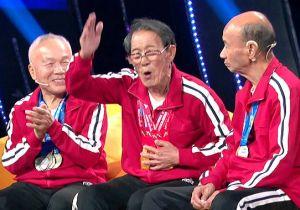《中国梦想秀》周笔畅助力聋哑姑娘合唱 爷爷跑团欲再破世界记录