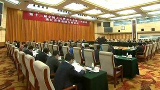 浙江代表热议国务院机构改革方案