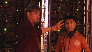 TA不是演员 第1期:徐?#20426;?#21556;秀波候场时候在干嘛?