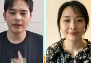 《好看中国蓝》李曼云采访:接拍《秋蝉》是因为任嘉伦?