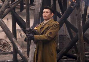 《局中人》张一山潘粤明戏里激烈枪战,戏外竟然这样?