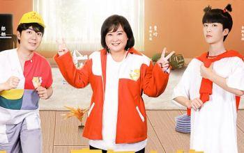 《青春环游记2》范丞丞羊角辫神似哪吒 杨迪父母热情招待春游家族做客成都