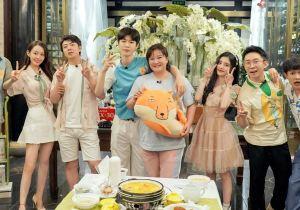 《青春環游記2》收視破二蟬聯第一爆笑升級 春游家族成現象級綜藝團體