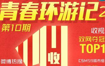 《青春环游记2》携手刘敏涛、硬糖少女303勇敢追梦 获全网超高热度
