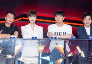 《2020中国好声音》李宇春 谢霆锋 李荣浩 李健组全新导师团
