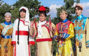 《青春环游记2》昆明温暖收官 郎朗杨丽萍即兴神仙合作 春游家族第三季再见