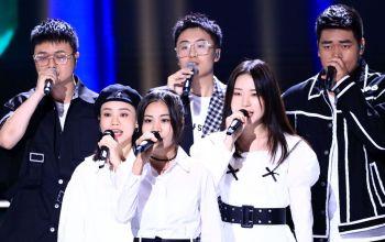 匹诺曹人声乐团《Flow》 2020中国好声音第8期