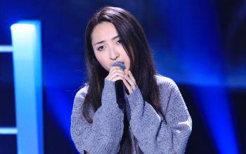 祁馨《为你我受冷风吹》 2020中国好声音第8期
