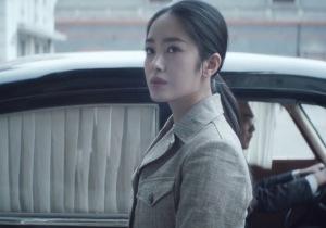 《瞄准》杨采钰特辑:首次挑战动作戏的她是怎样应对的?