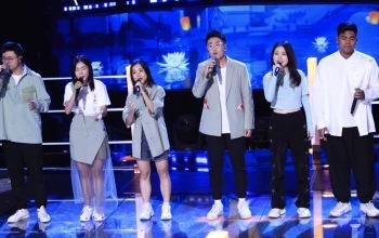 匹诺曹人声乐团《马灯调》 2020中国好声音 第9期