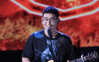 贾翼腾《再见马戏团》 2020中国好声音第11期