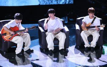 斑马森林乐队《怀珠》 2020中国好声音第11期