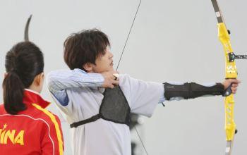 奔跑吧黃河篇 第2期:主編爭奪戰,蔡徐坤射箭引發全場高能