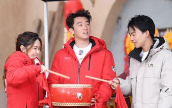 奔跑吧黄河篇 第3期:跑男团首聚陕西 男女生组队默契大作战