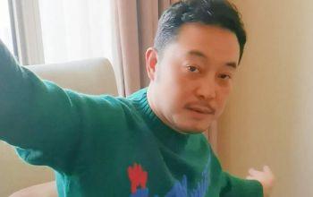奔跑吧9官宣:沙溢模仿蔡徐坤跳eiei像二人转