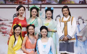 王牌对王牌6 第10期:杨颖、蒋欣领衔四美齐聚,七仙女剧组十七年后再相聚