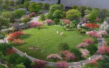 50个城市小公园!有你家旁边的吗?