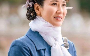 浙江卫视专访童蕾,揭秘《美好的日子》背后的燃情故事