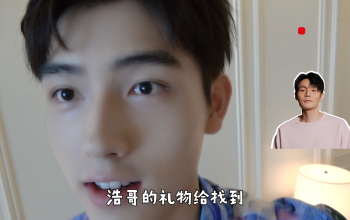 《嗨放派》陣容官宣 陳飛宇懟臉Vlog上線