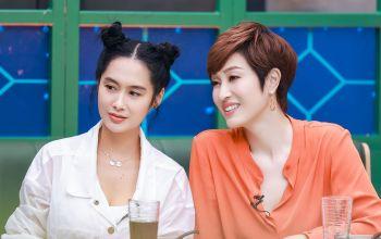请吃饭的姐姐 第4期:黄贯中朱茵隔空秀恩爱,20年前情侣歌之迷被揭开