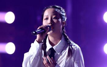 张露馨《纵身一跃》 2021中国好声音